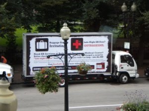 Mobile billboard 2
